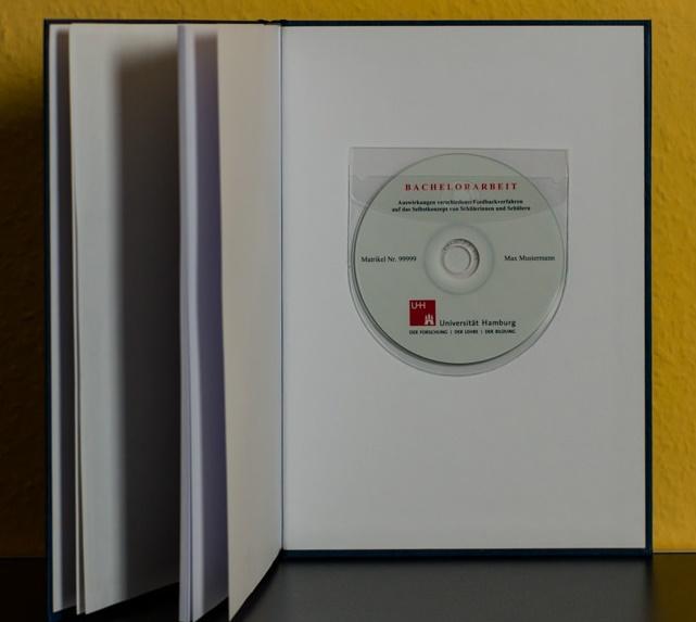 Dissertation Günstig Drucken Binden Uke Uni Hamburg Tuh