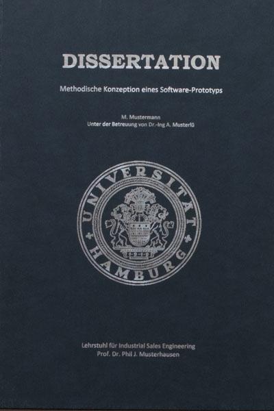 habilitation dissertation